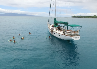 Private Snorkeling Tour & Sailing Excursions in Maui, Hawaii