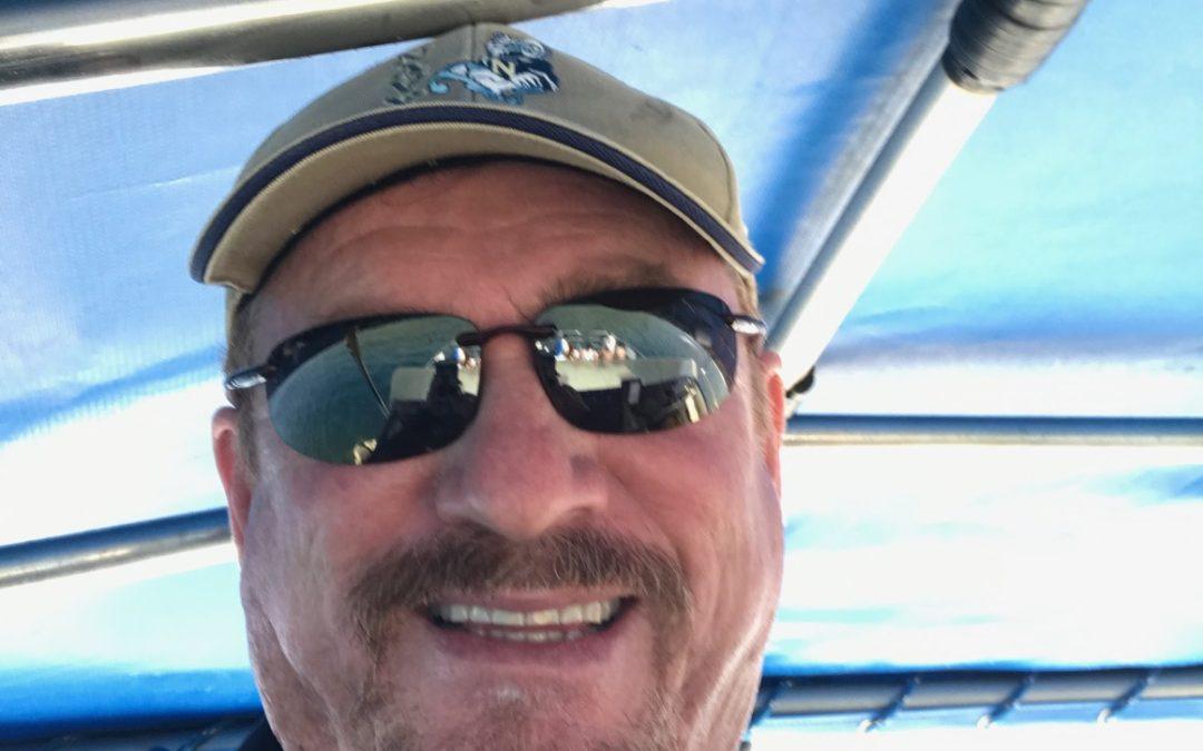 Captain Bryan Stewart